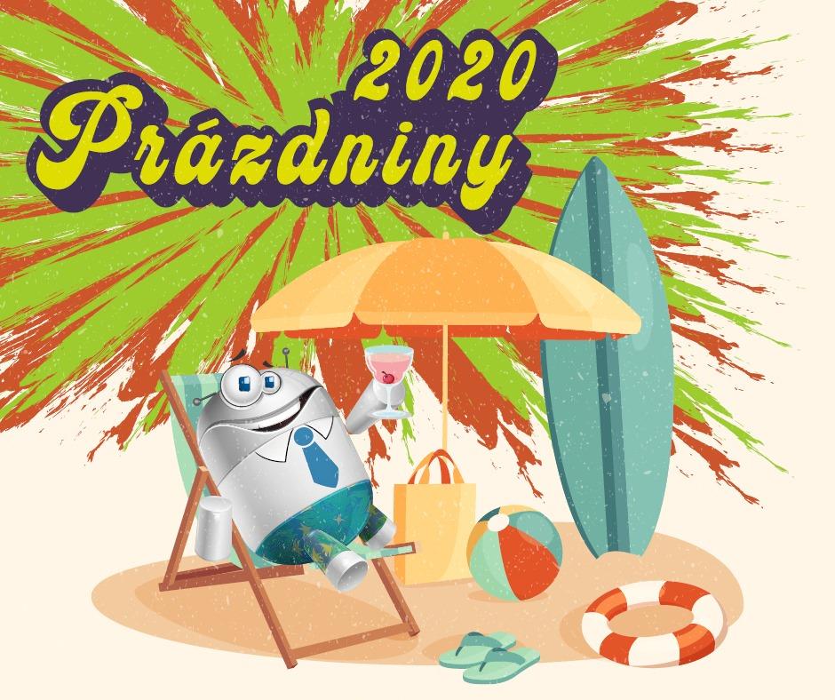 Prázdniny 2020